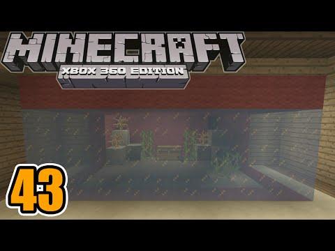 Minecraft Xbox: Fish Tank [43]
