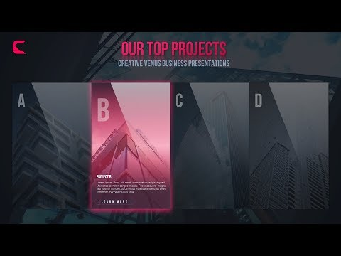 How To Design Beautiful Morph Business, Product Portfolio in Microsoft Office 365 PowerPoint PPT