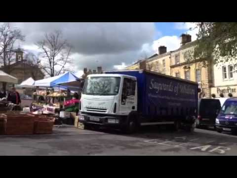 Market Day in Chipping Norton