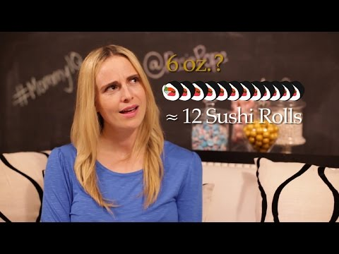 Eating Sushi While Pregnant (Not OK)  - Conversations with Rosie Pope