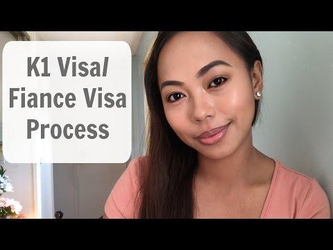 K1 Visa/ Fiance Visa Process