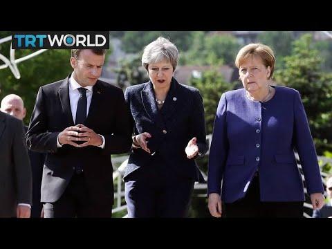 EU leaders defend Iran nuclear deal | Money Talks
