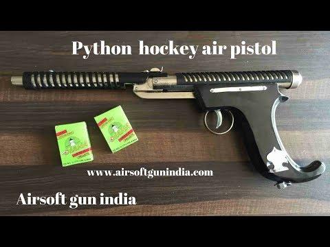 Python  hockey air pistol | Air gun india | Airsoft gun india