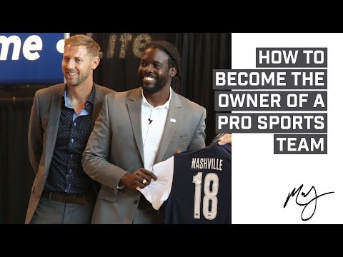 How To Own A Pro Sports Team