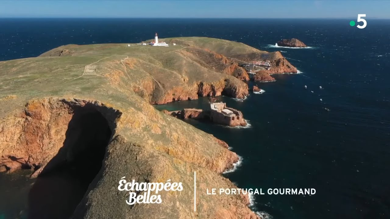 Le Portugal gourmand - Échappées belles