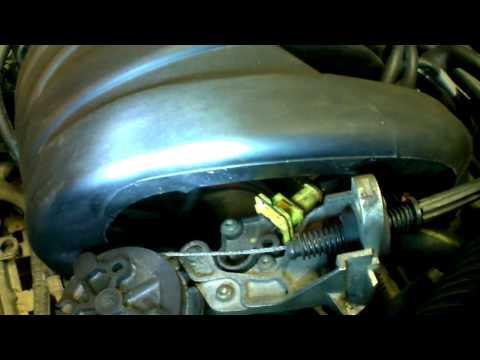 Citroen & Peugeot 1.8 16v XU7JP4  Engine Sensor Locations