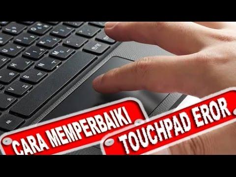 CARA AMPUH MENGATASI TOUCHPAD LAPTOP EROR |TAK TERDETEKSI