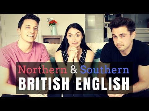 British Accent Challenge With Anna English
