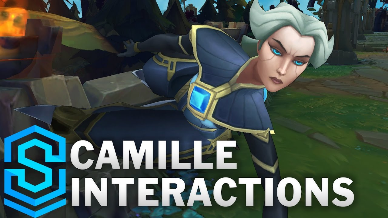 Camille Special Interactions