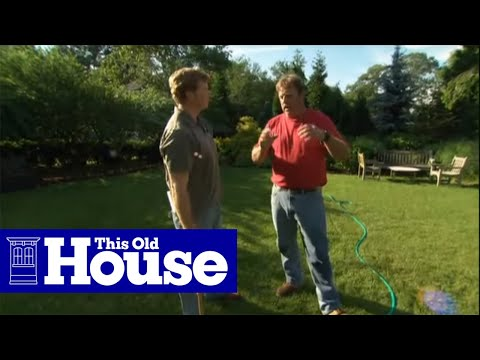 How to Choose and Use Lawn Sprinklers - This Old House