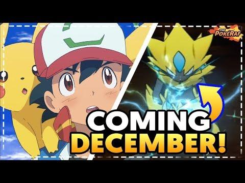 BIG HINTS! ZERAORA EVENT COMING IN DECEMBER?! ZERAORA RELEASE DATE/HINTED in Pokémon the Movie 2018!