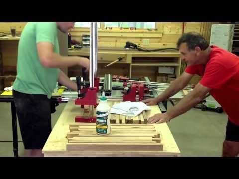 How to make a wood cutting board
