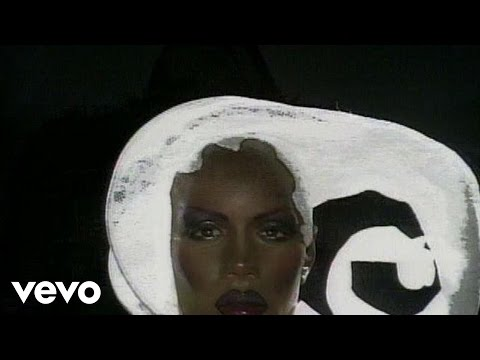 Grace Jones - Love Is The Drug