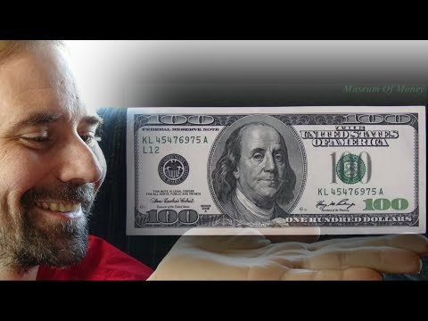 USA 100 Dollar Bill series 2006 A