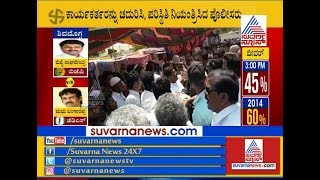 Download LS Poll | Fight B/W BJP & Congress Workers At Bagalkot Video