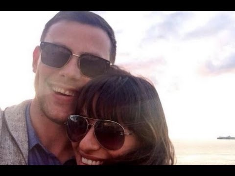 Lea Michele First Tweet Since Cory Monteith Died