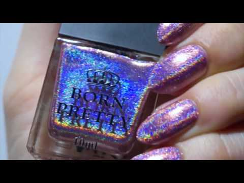Review | Bornpretty Holo Polish H005 Dreams Girl