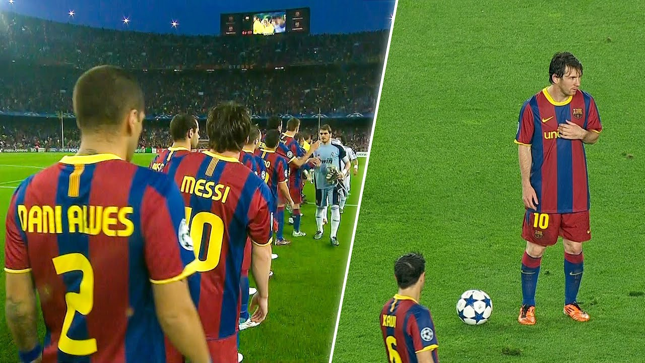 When Barcelona was The Most Dominant Team on Earth