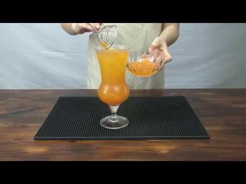 How to make fruit bubble tea? mango fruit tea