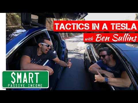 He Won 1.5 Tesla Roadsters with Referrals! 😮 Tactics in a Tesla