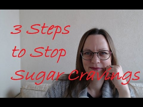 How to Stop Sugar Cravings in 3 Steps