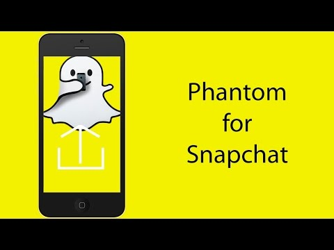 Snapchat : How To Save Snaps and Upload Snap From The Gallery To Snapchat in iOS