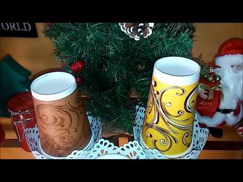 DIY HOT DRINKS BAR // HOT CHOCOLATE BAR // HOLIDAY BAR// COFFEE BAR