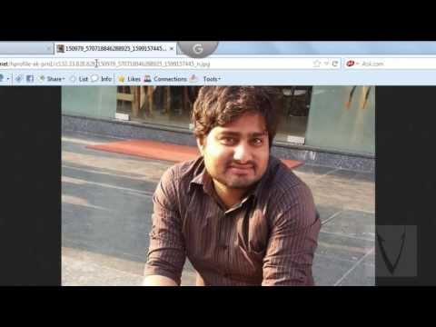How to View Private Facebook Profile Picture Which is Locked by Your Friend