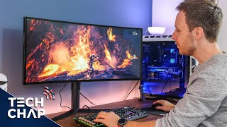 Testing Nvidia G-Sync on LG FreeSync Monitors! | The Tech Chap