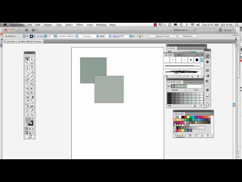 Working with Color in Illustrator CS5