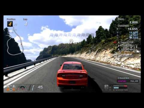 GT6 - Drifting online