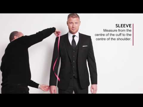 Jacamo Suit Solutions | How To Measure For Your Suit