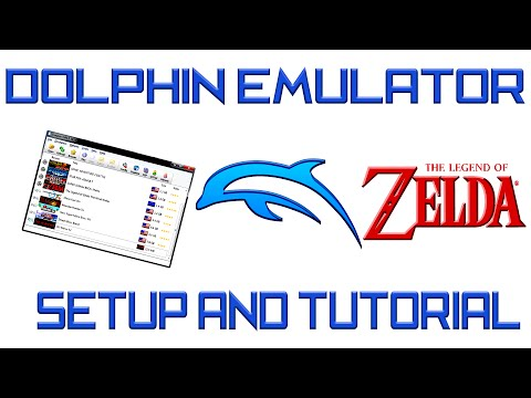 Dolphin Emulator: Setup + Tutorial + Rom Tutorial (Windows)