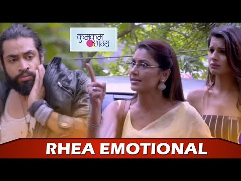 Xxx Mp4 Kumkum Bhagya Abhi Tries To Catch Rhea Pragya Protects Her From Black Mailer 3gp Sex