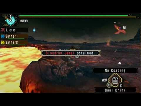 Monster Hunter Portable 3rd - Farming Ancientshard and Talismans