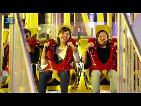 Shooting range to amusement park rides: Global Village is fun for all ages