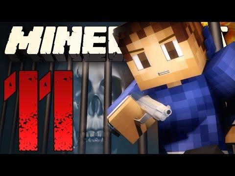 THE PRISON DARKNESS! (Minecraft Prison: JAIL BREAK! EPISODE 11)