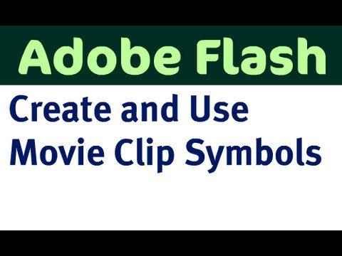 Create a Movie Clip Symbol in Flash
