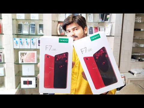 OPPO F7 Hands On | oppo F7 in pakistan | Unboxing F7