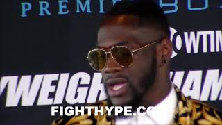 """""""OUR OWN PEOPLE BASH US"""" - DEONTAY WILDER SOUNDS OFF ON BEING AN AMERICAN FIGHTER"""