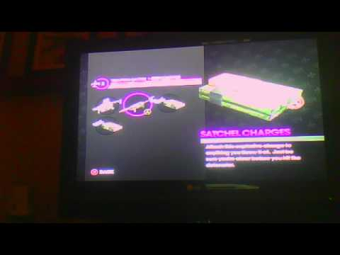 How to make a Navy SEAL in Saints Row The Third