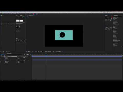 Three Ways of Masking Layers in After Effects (AE CC 2018)