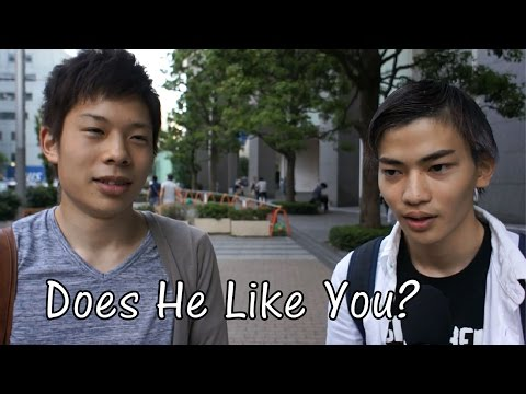 How to Tell If a Japanese Guy Likes You? (Interview)