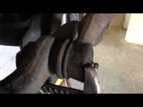 How to check your tie rods f-250