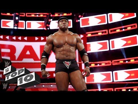 Bobby Lashley's dominant moments: WWE Top 10, April 14, 2018