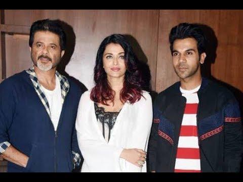 Xxx Mp4 Fanney Khan Promotion Aishwarya Ray I Anil Kapoor I Rajkumar Rao 3gp Sex