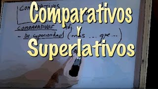 Download INGLÉS. 24- COMPARATIVOS y Superlativos. Inglés para hablantes de español. Tutorial Video