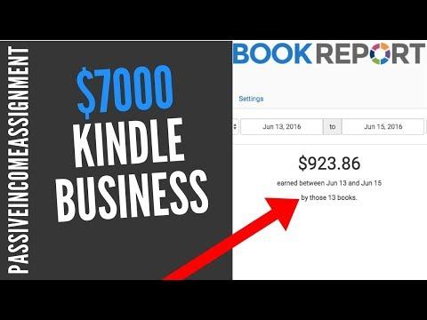How To Build A 6 Figure Book Publishing Business 2018 (Kindle eBooks, CreateSpace & Audiobooks)