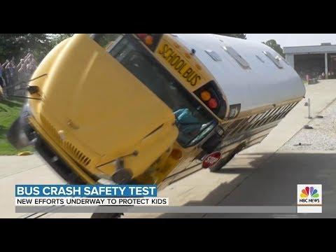 Xxx Mp4 NBC Today Show Bus Safety Crash Test 3gp Sex