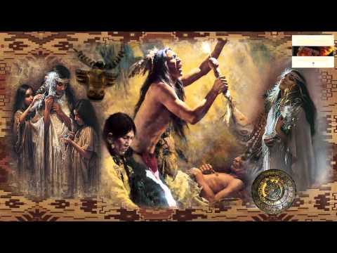 Native American Indian Spirit of Meditation